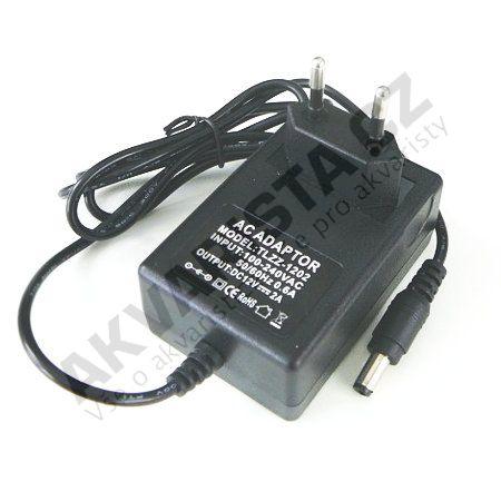 Napájecí adapter (zdroj) 12V - 2A
