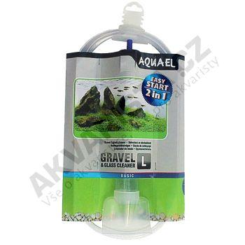 AquaEl Gravel cleaner L, odkalovací zvon