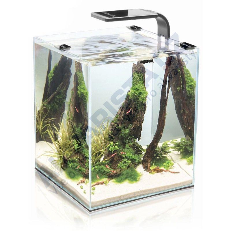 AquaEl ShrimpSet LEDDY Smart akvárium 30l černé