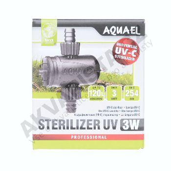 AquaEl UV-C sterilizer professional 3W