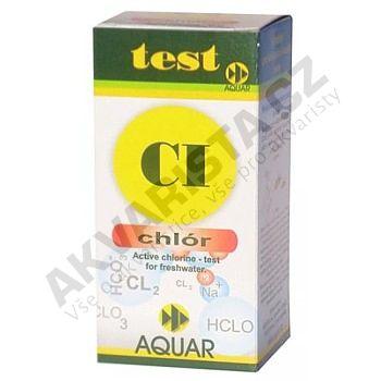 Aquar Test Cl (chlor)