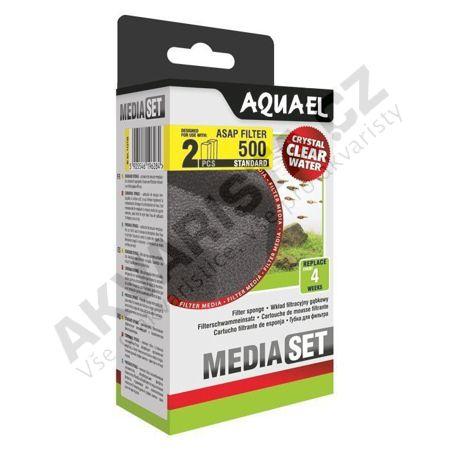 AquaEl Náhradní filtrační vložka ASAP 500