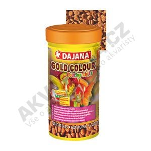 Dajana Gold Colour - floating chips 100ml