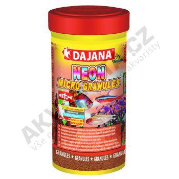 Dajana Neon tetra micro granules 100ml