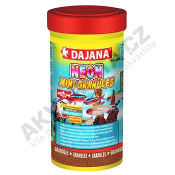 Dajana Neon tetra mini granules 100ml