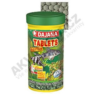 Dajana Tablety - dno 250ml