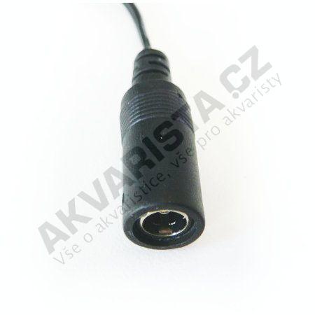 LED DC kontektor nap�jec� s kabelem samice