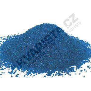 Písek akvarijní 0.6 - 1.2 mm - modrý nano, 5kg