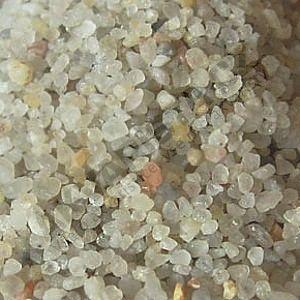 Písek akvarijní 0.6 - 1.2 mm - přírodní nebarvený nano, 5kg