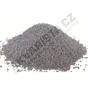 Písek akvarijní 0.6 - 1.2 mm - šedý nano, 5kg