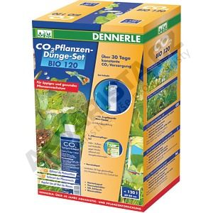 Dennerle BIO 120 Starter CO2 Set