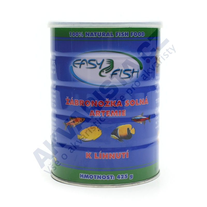 EasyFish Artemie k lhnut 425g - plechovka