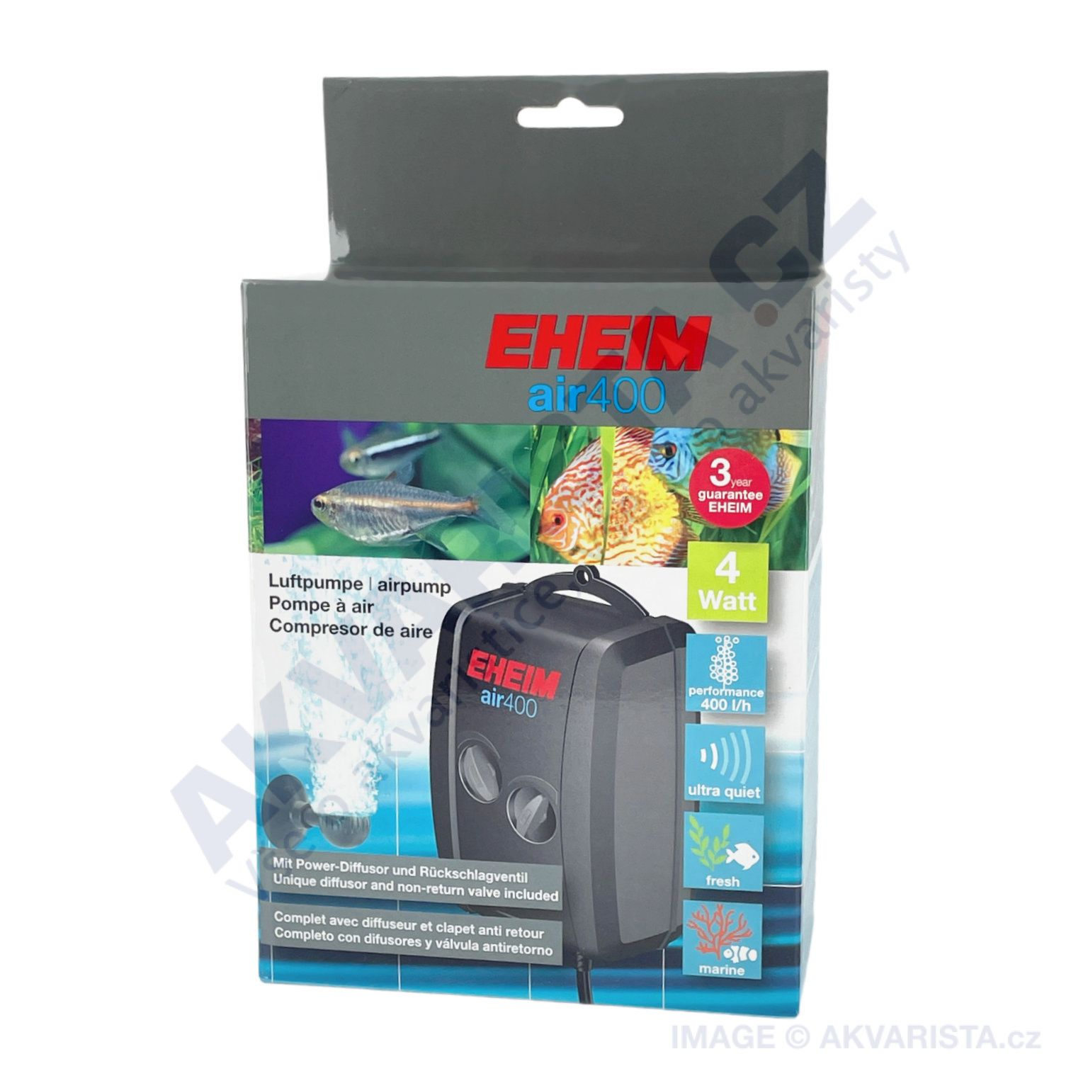Eheim Air pump 400 (3704)