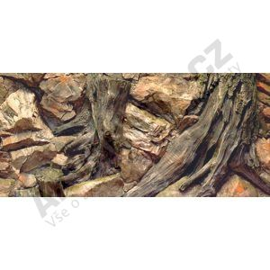 Ekol Akvarijní pozadí kořen 100x40cm