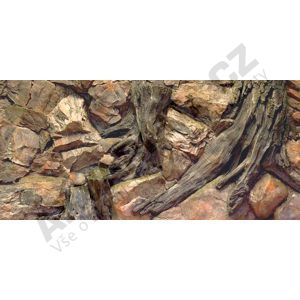 Ekol Akvarijní pozadí kořen 120x50cm