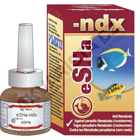 eSHa -ndx 20 ml