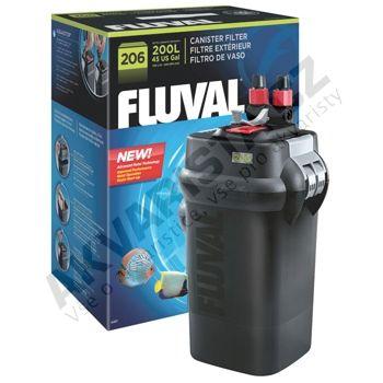 Fluval 206 vnější filtr