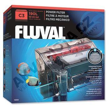 Fluval C3 vnější závěsný filtr