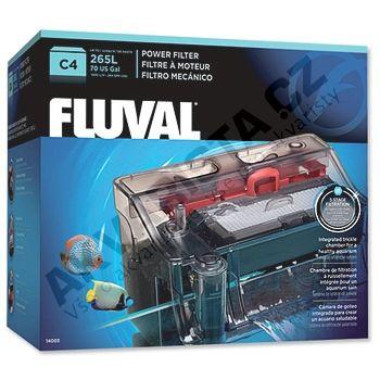 Fluval C4 vnější závěsný filtr