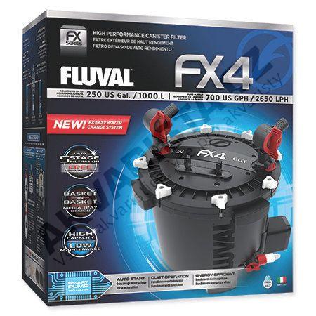 Fluval FX-4 vnější filtr