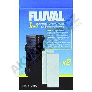 Fluval Náplň molitan pro vnitřní filtry Fluval 1 Plus