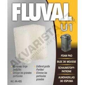 Fluval Náhradní náplň pro filtr U1 - molitan
