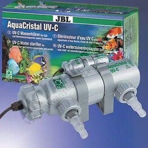 JBL AquaCristal UV-C II sterilizer 18W
