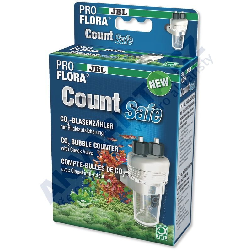 JBL ProFlora Count Safe - Po��tadlo bublin CO2