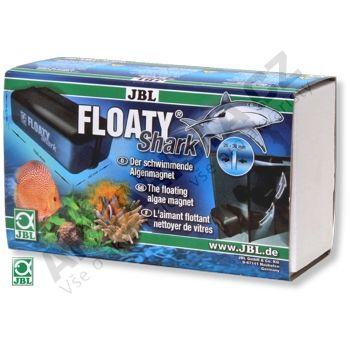 JBL Floaty SHARK, magnetická stěrka pro obří akvária