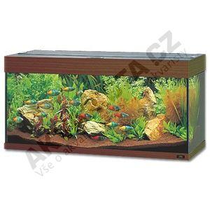 Juwel RIO 180 tmavě hnědé, akvárium