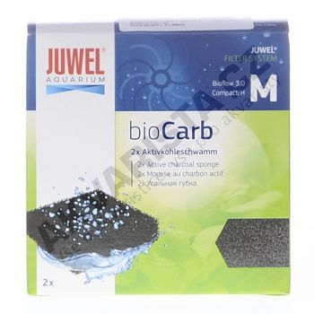 Juwel filtr. náplň Compact (Bioflow 3.0) - aktivní uhlí bioCarb