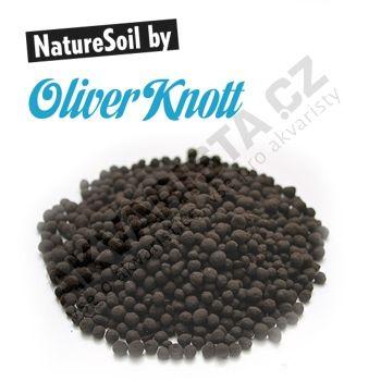 Oliver Knott Nature Soil černý normal (4-5 mm) 3 litry