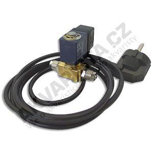 Rataj Elektromagnetick� CO2 ventil s napojen�m na hadi�ku
