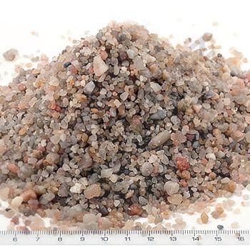 Písek říční akvarijní 2-5 mm (3.3 kg)