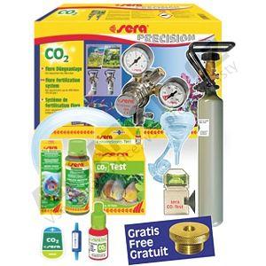 Sera flore CO2 hnojící systém pro akv. do 300 litrů - venkovní ventil