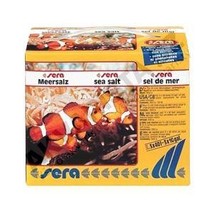 Sera Marine Salt (mořská sůl) 3.9kg