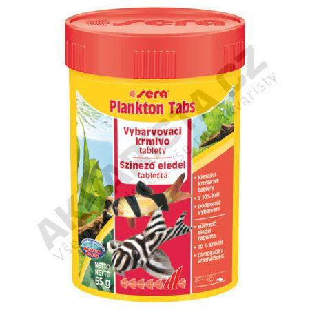 Sera Plankton Tabs 50ml (130tbl)