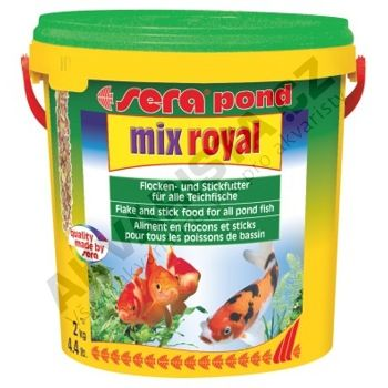 Sera Pond mix royal 10000ml