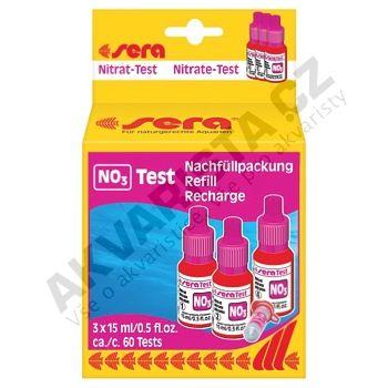 Sera Refill pro NO3 test 3x15 ml (náhradní náplň)