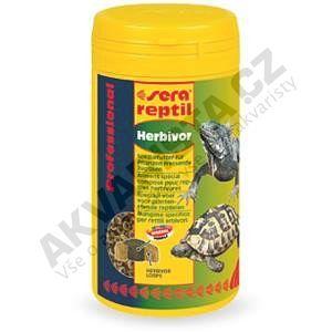 Sera reptil Professional Herbivor (pro býložravé) 250ml