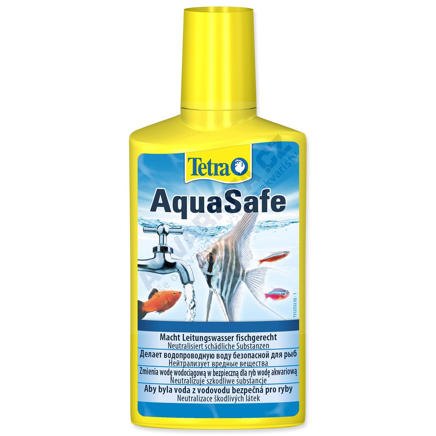 TetraAqua AquaSafe 500ml