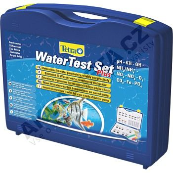 Tetra Test water set PLUS