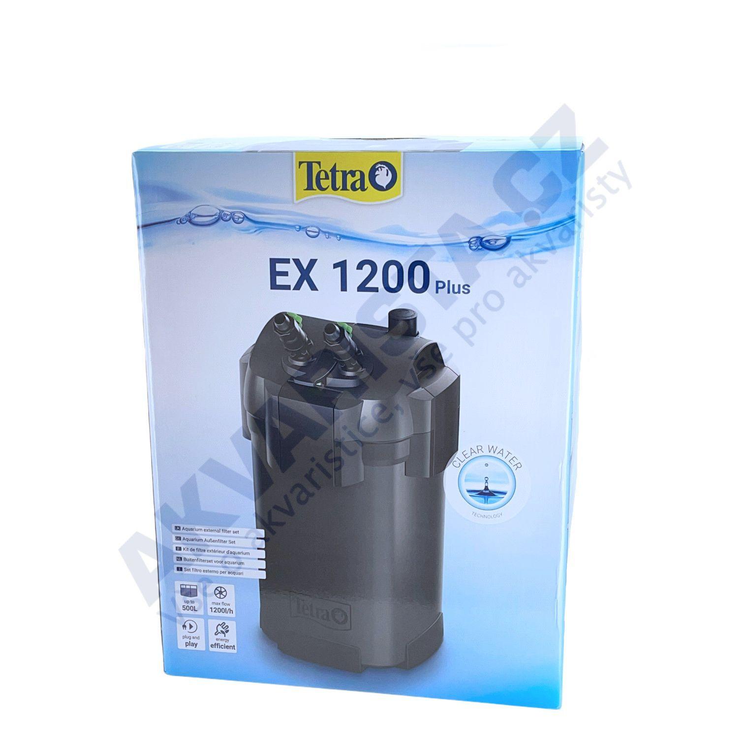TetraTec EX 1200 plus vnější filtr
