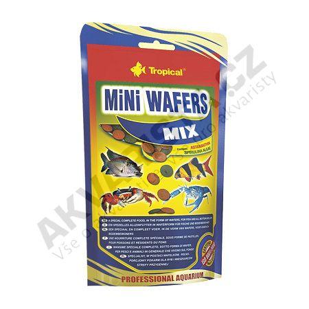 Tropical MiNi Wafers MIX 500 g (s��ek)