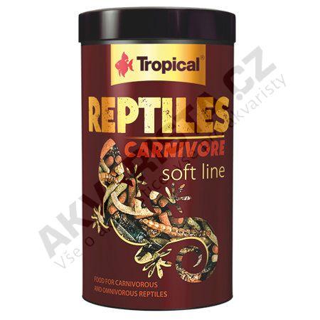 Tropical Reptiles Carnivore Soft Line 1000 ml