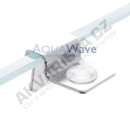 WF Úchytky krycích skel 10 mm