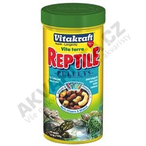 Vitakraft Reptile Turtle Pellets 1000ml