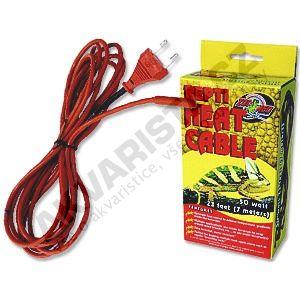 ZooMed Topný kabel 50W / 7m